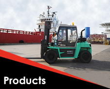 Forklift Sales and Products Aberdeen